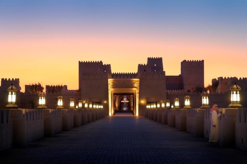 Abou Dhabi Mille et une nuits enfants 1