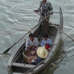 Croisière Privée sur l'Irrawaddy 2