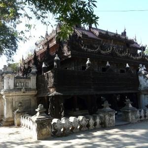 Croisière Privée sur l'Irrawaddy 5