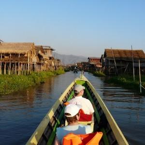 Croisière Privée sur l'Irrawaddy 13