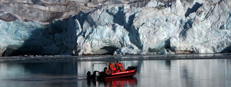 Expériences arctiques Laponie et archipel des îles du Svalbard 20