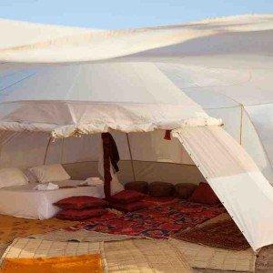 Maroc, bivouac et spa Tente O 6