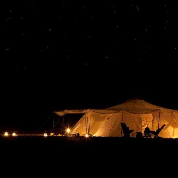 Maroc, bivouac et spa Tente O 7