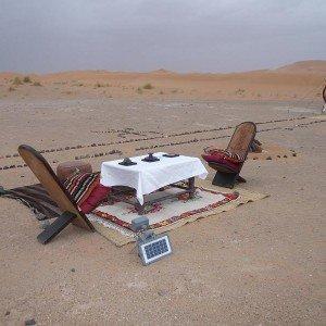 Maroc, bivouac et spa Tente O 15