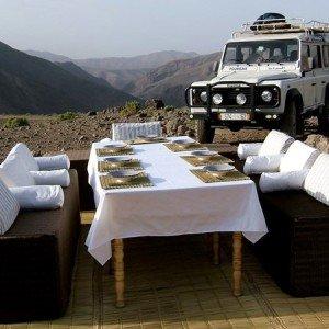Maroc, bivouac et spa Tente O 21