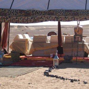 Maroc, bivouac et spa Tente O 23