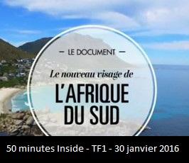 50 minutes Inside TF1 30 janvier 2016 Afrique du Sud22