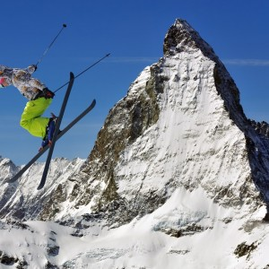 ZERMATT FREERIDE Copyright mountainpix