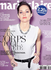 couv Marie claire