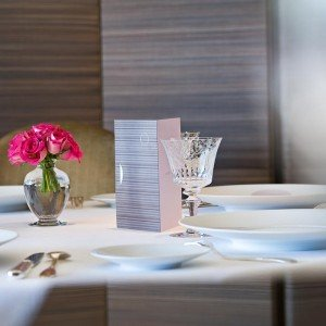 table et menu – GINKO