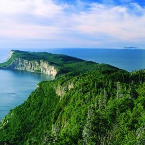 Cap Gaspé © Le Québec maritime-Philippe Delisle