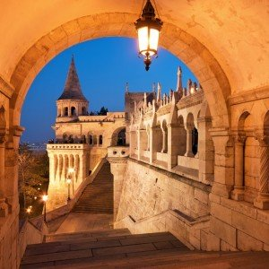 BUDAPEST HONGRIE FISHERMAN S BASTION( Copyright  Dorottya Mathe )