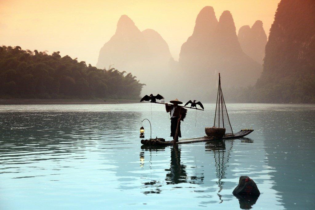 CHINE  Yangshuo  Copyright  Tutti Frutti
