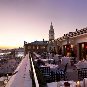 Danieli—Restaurant-Terrazza-Danieli—Terrace-at-sunset