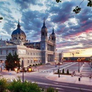 MADRID ESPAGNE  ( Copyright  Dominic Dahncke )