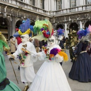 VENISE ITALIE CARNAVAL ( Copyright  william casey )