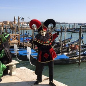 VENISE ITALIE CARNAVAL ( Copyright  william casey ) (2)
