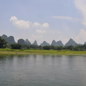 Yangshuo River Cruise at Fuli 2
