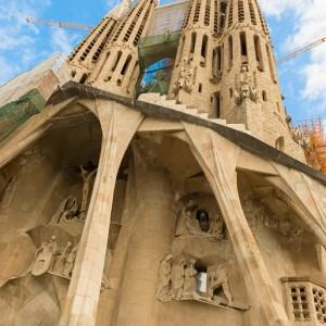 Espagne – Barcelone Sagrada Familia © Mark52