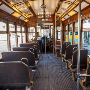 Portugal Lisbonne – © Jose Ignacio Soto – Tramway vide