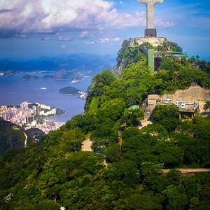 BRESIL RIO DE JANEIRO CHRIST REDEMPTEUR ©CELSO DINIZ