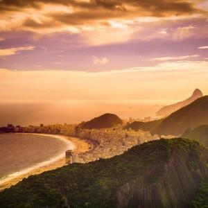 BRESIL RIO DE JANEIRO COPACABANA © CELSO DINIZ