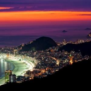 BRESIL RIO DE JANEIRO COPACABANA © Catarina Belova