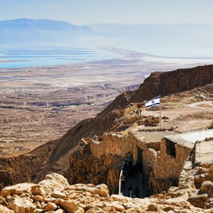 ISRAEL Massada ©Mikhail Markovskiy