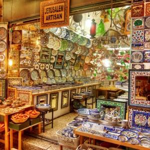 JERUSALEM_Artisan_Vieille Ville©Israeli Ministry of Tourism_Noam Chen