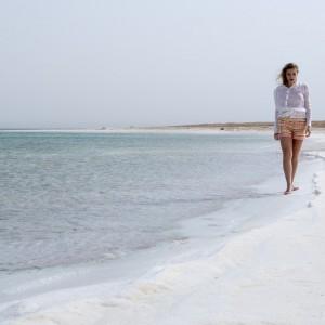MER MORTE_Marcher dans le sel©Israeli Ministry of Tourism_Itamar Grinberg