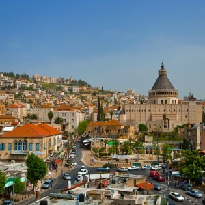 NAZARETH_Basilique de l'Annonciation©Israeli Ministry of Tourism_Dafna Tal