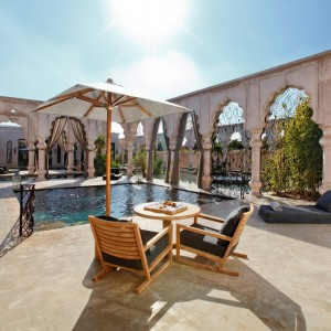 Palais Namaskar-Pool_Suite_2 chambres