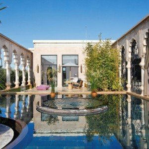 Palais Namaskar_Deluxe_room_terrace