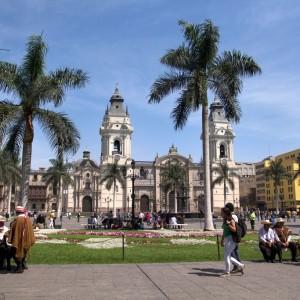Lima-Centro colonial