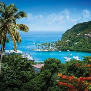 Ste Lucie _Marigot  Bay ©St. Lucia Tourist Board