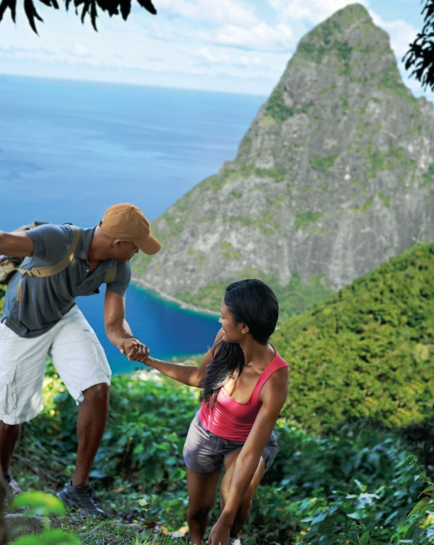 Ste Lucie_ Hiking ©St. Lucia Tourist Board