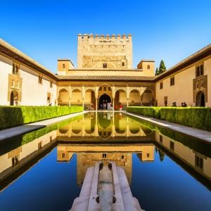 L'Alhambra Grenade © Marques
