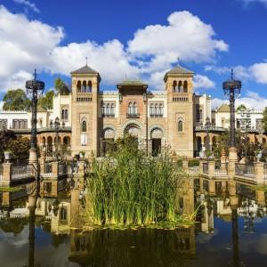 Musée des beaux arts Seville © AdrianNunez