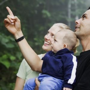 COSTA RICA PARC NATIONAL FAMILLE © CREATISTA