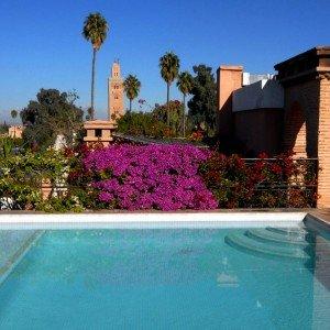 Villa des Orangers_Rooftop Pool