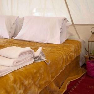 Maroc, bivouac et spa Tente O 2
