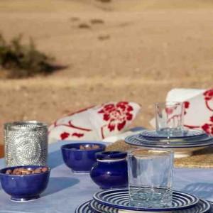 Maroc, bivouac et spa Tente O 4