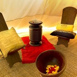 Maroc, bivouac et spa Tente O 8