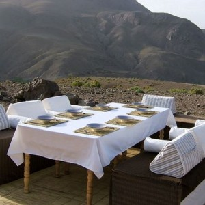 Maroc, bivouac et spa Tente O 20