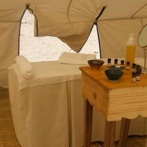 Maroc, bivouac et spa Tente O 22