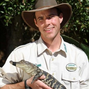 Adam with a photo gator1_med