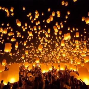 CHIANG MAI lanterne festival shutterstock_88930291  Copyright WStudio