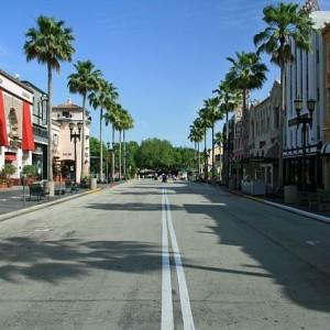 Miami Universal studios