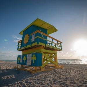North-Beach-Lifeguard-Stand-Sunrise