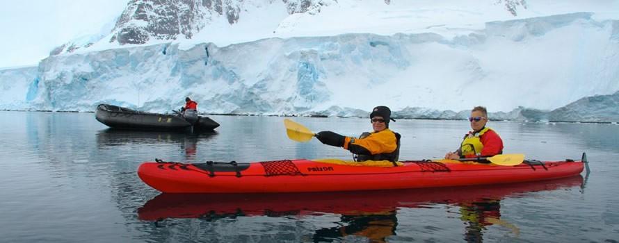Cap au sud, iceberg à tribord